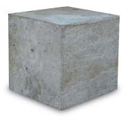 Какой вес 1 кубометра бетона?